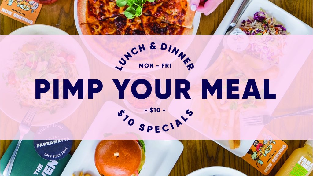 $10 Lunch and Dinner Specials