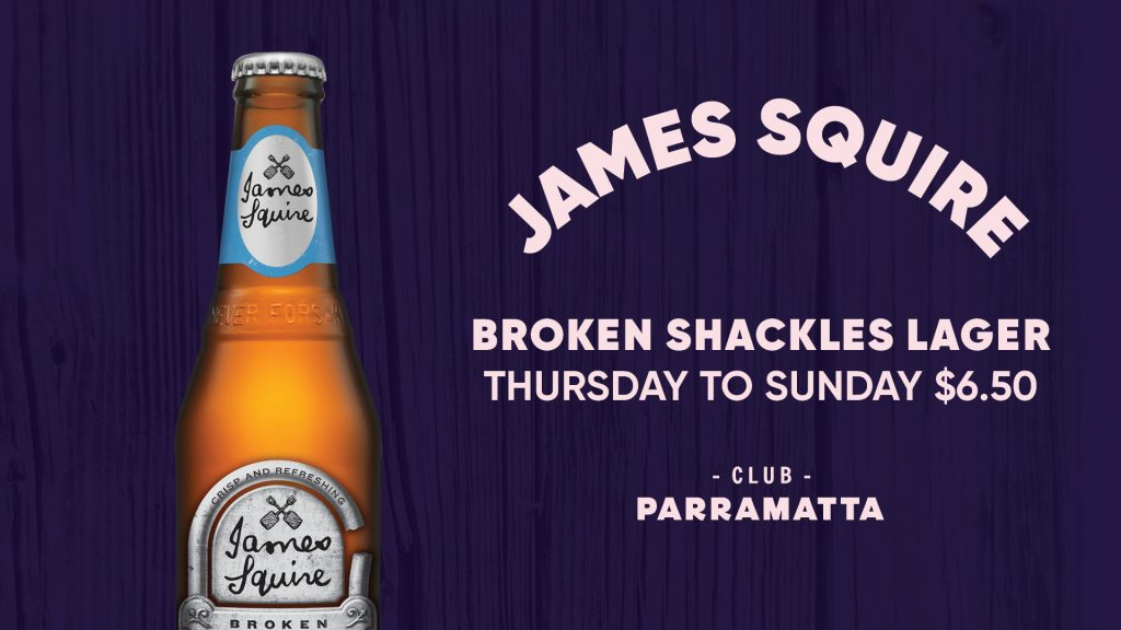James Squire Broken Shackles