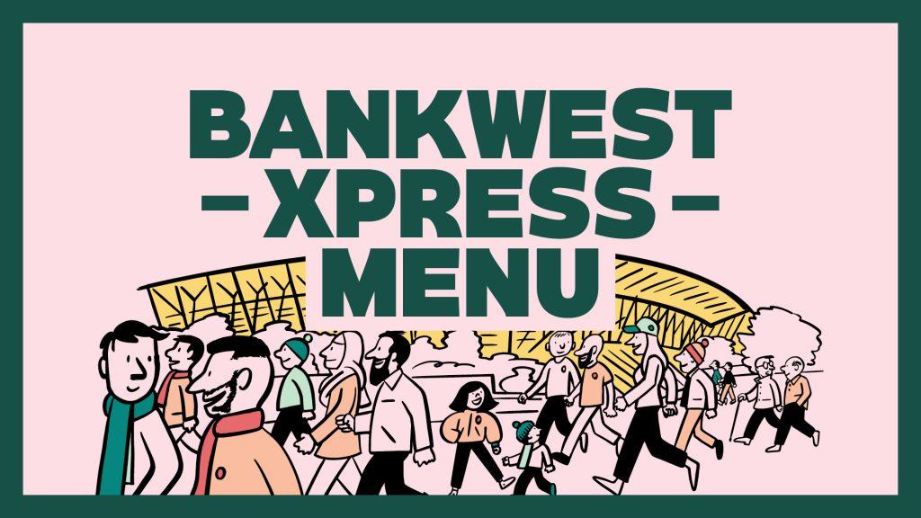 Bankwest -Xpress- Menu