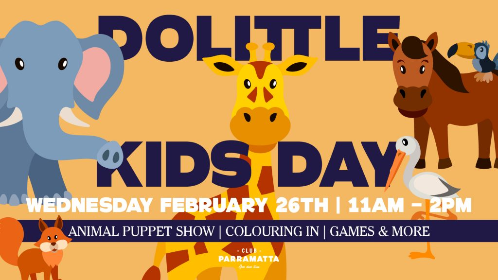 Dolittle Kids Day