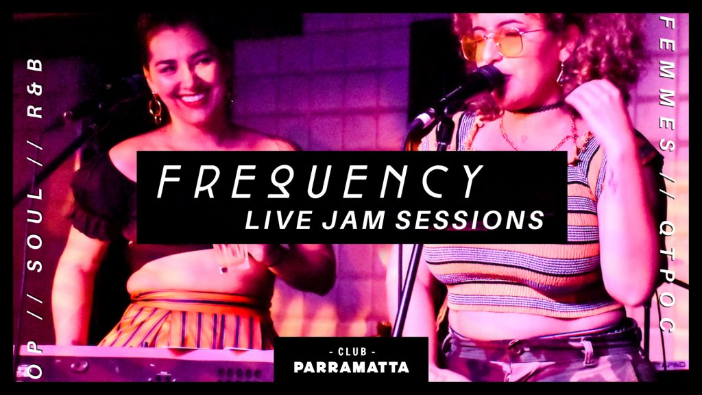 Frequency Live Jam Sessions