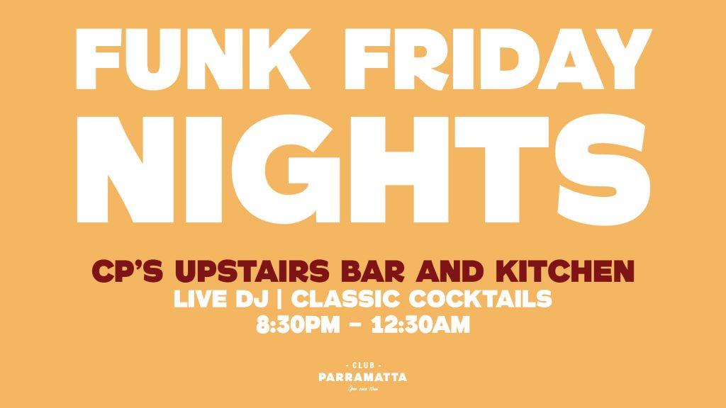 Funk Fridays