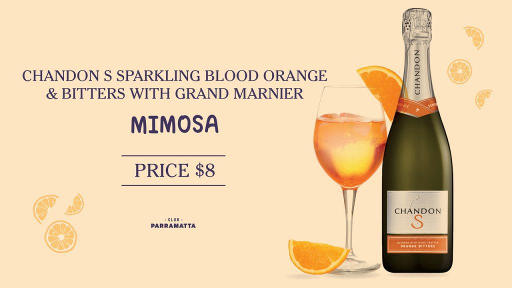 Chandon S Mimosa