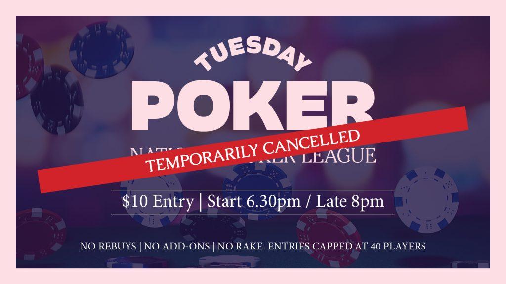 National Poker League