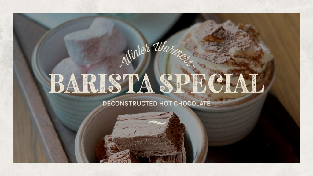 The Barista Special