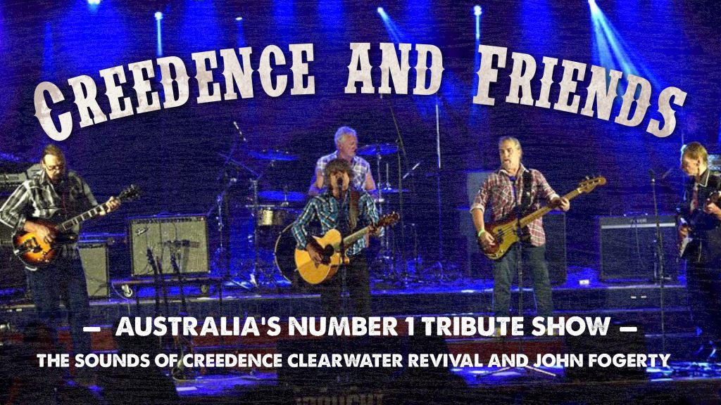 Creedence and Friends