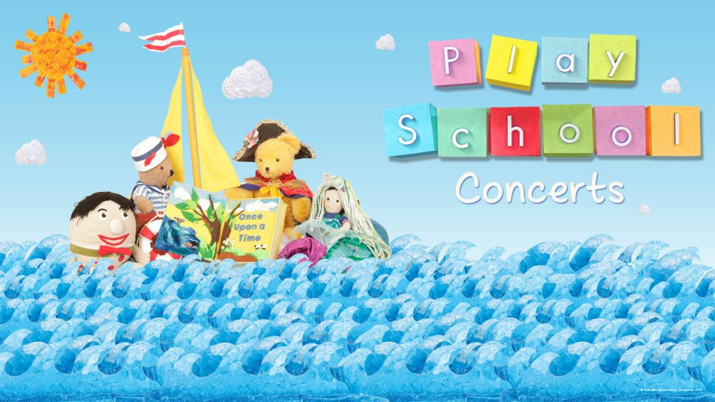 Playschool in Concert