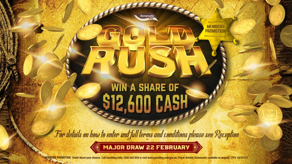 Gold Rush $12,600 Cash Giveaway