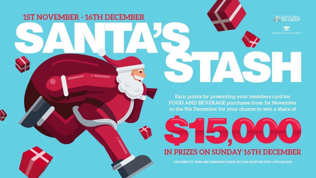 Santa's Stash