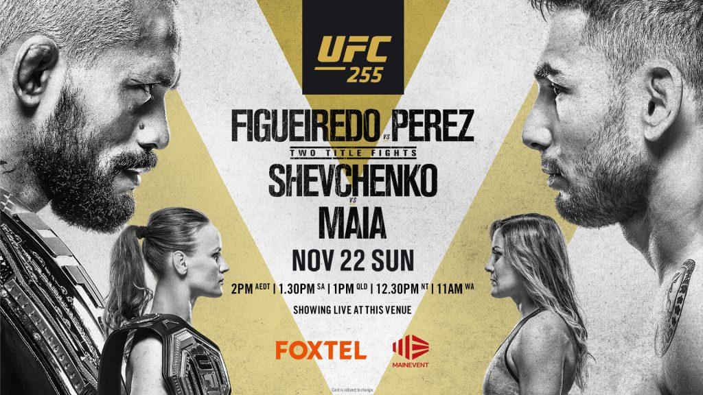 UFC255