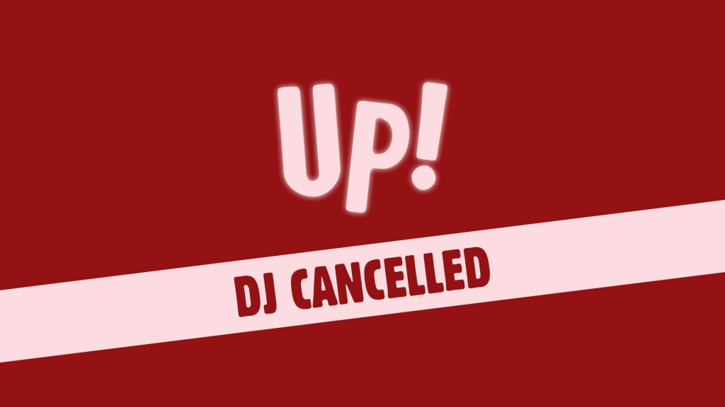 DJ Cancelled