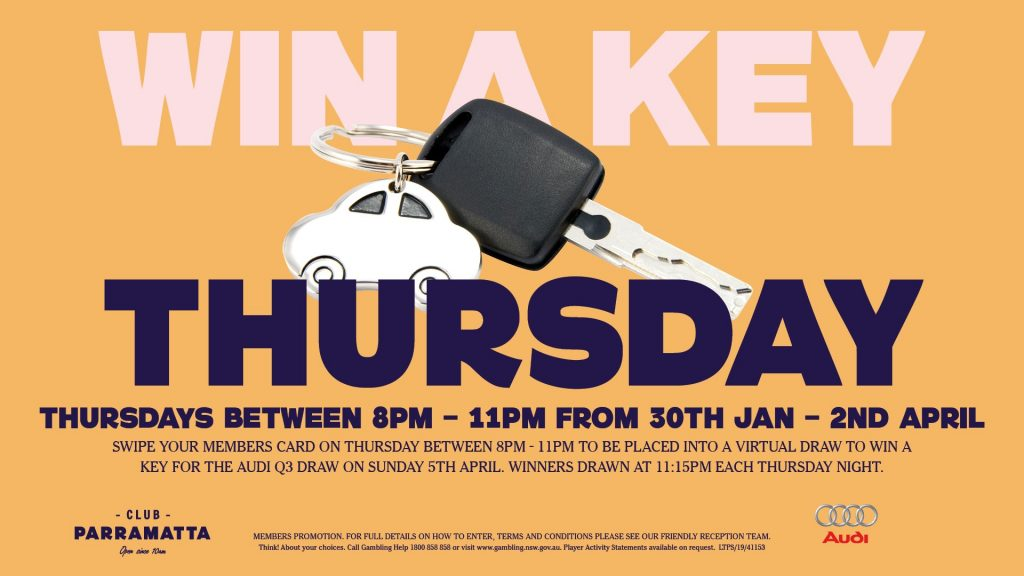 Win a Key Thursday