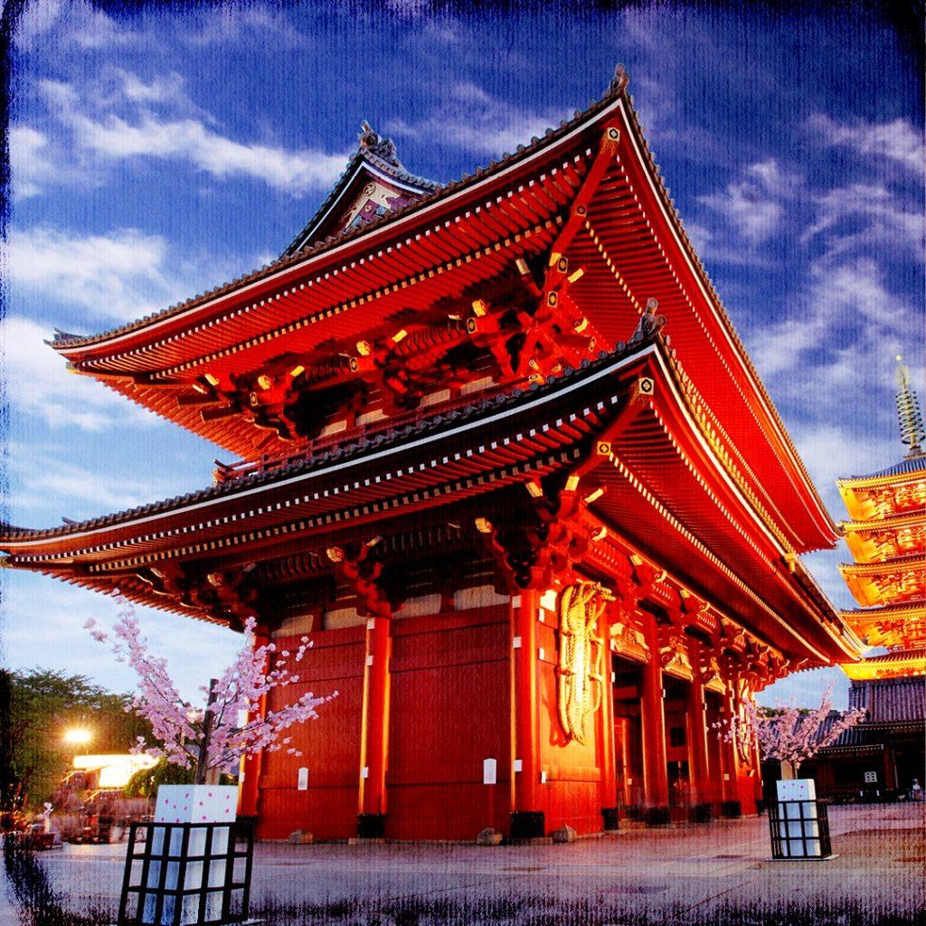 A Trip of a Lifetime: Tokyo